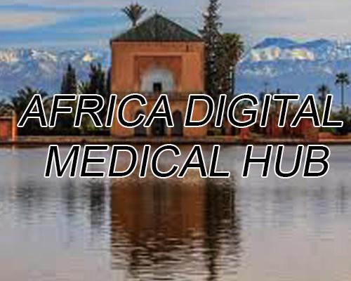 Africa digital medical hub :La santé numérique sous toutes ses coutures !