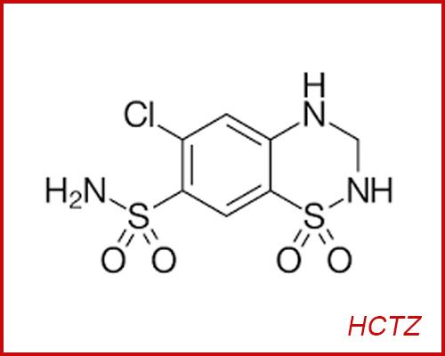 Mise à jour des RCP des médicaments à base d'HCTZ