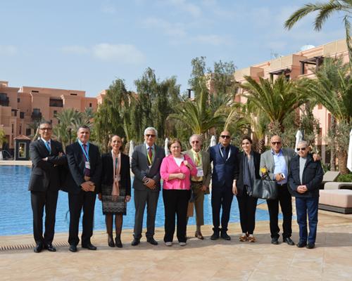 Réunion de la SFDP à Marrakech