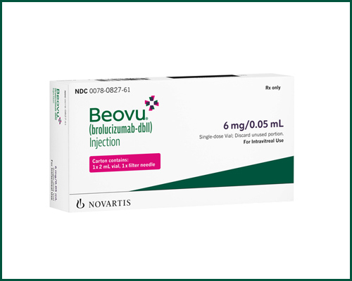 Novartis interrompt les essais cliniques de Beovu®