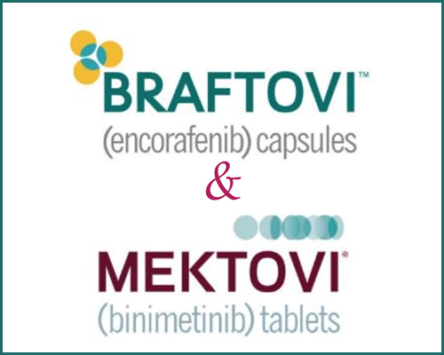 Une nouvelle option thérapeutique pour la prise en charge du mélanome avancé porteur d'une mutation BRAF