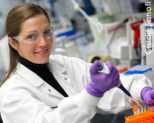 Thérapie génique : Sanofi investit 15 millions d'euros sur son site de Lyon-Gerland