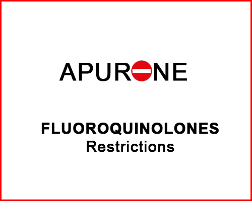 France : Apurone®, n'est plus !