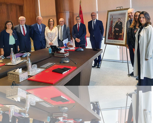 Industrie pharmaceutique : Saâd-Eddine El Othmani reçoit le bureau de la FMIP