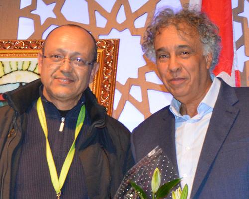 Larbi Monsouri, plus qu'un «incroyable talent»!
