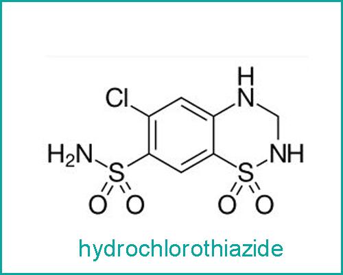 Risque de cancer cutané associé à l'hydrochlorothiazide