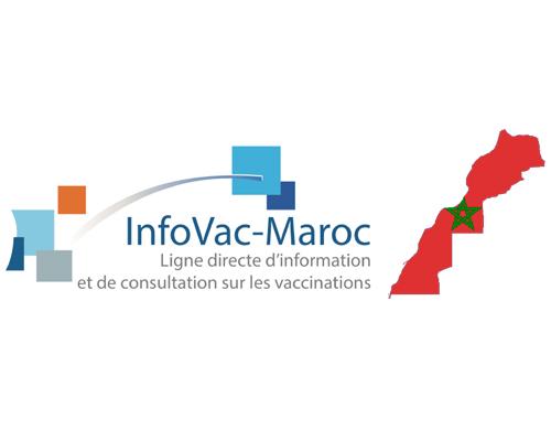 InfoVac-Maroc : disponibilité des vaccins au Maroc