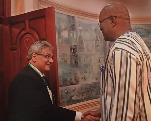 Lotfi BENBAHMED élu président de L'IOPA