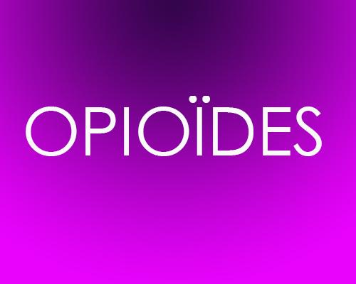 Santé Canada : Une mise en garde sur chaque opioïde à prescription obligatoire