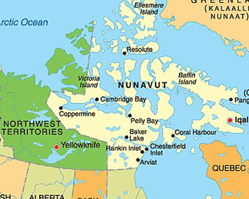 4-Nunavut : un champignon pourrait être à l'origine d'un nouvel antipaludique
