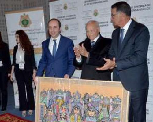 Les médecins rendent hommage aux professeurs Moulay Driss Archane et Moulay Tahar Alaoui