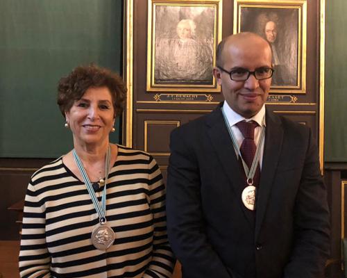 Le Pr Rachida Soulaymani-Bencheikh et le Pr Samir Ahid élus à titre de correspondants étrangers de l'Académie nationale de pharmacie