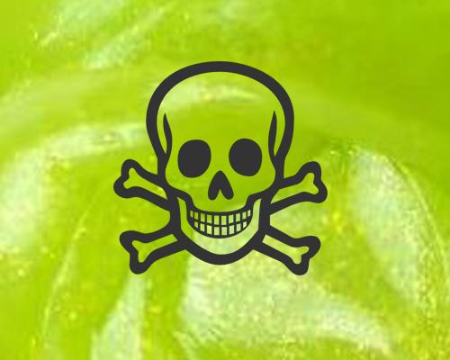 Attention à la pâte à malaxer Slime