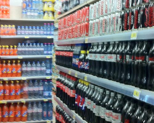 Augmentation de 50 % de la taxe sur les boissons sucrées