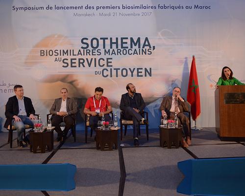 Sothéma lance deux nouveaux biosimilaires