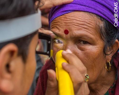 L'OMS annonce des progrès durables dans l'élimination du trachome